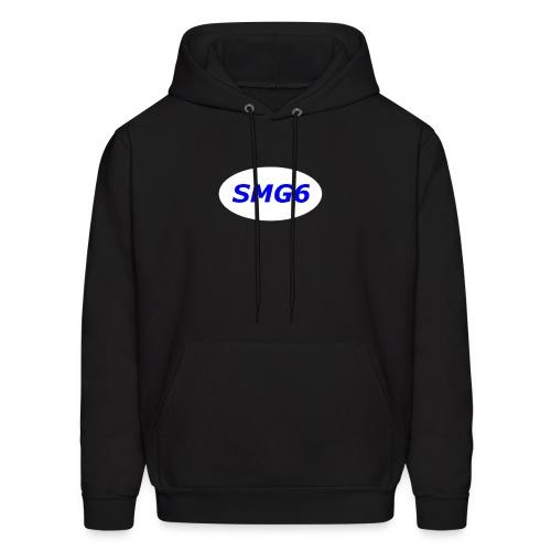 SMG6 oval v1 - Men's Hoodie