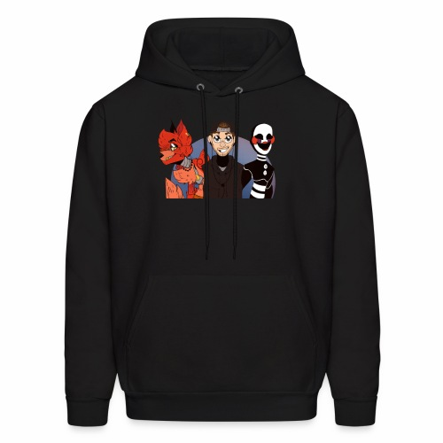 Mary Vapor Foxy by Alex Thurman - Men's Hoodie
