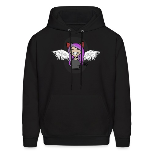 Cat girl chibi - Men's Hoodie