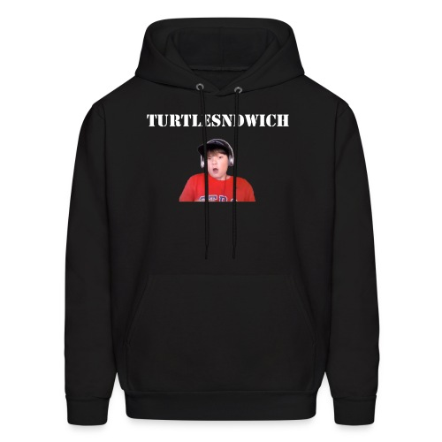 TurtleSndwich Design 1 - Men's Hoodie