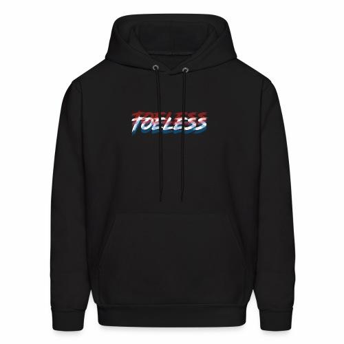 #TOELESS - Men's Hoodie