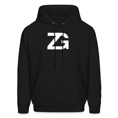 Zane Golas Large Logo - Men's Hoodie