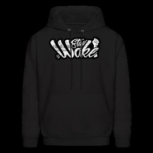 Stay woke! - Men's Hoodie