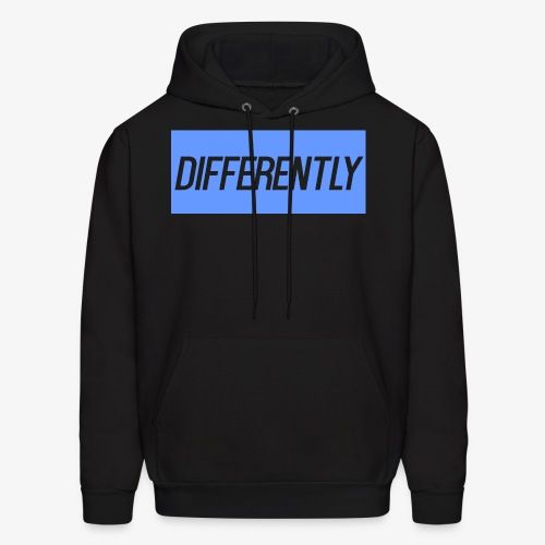 Differently Large Bogo - Men's Hoodie