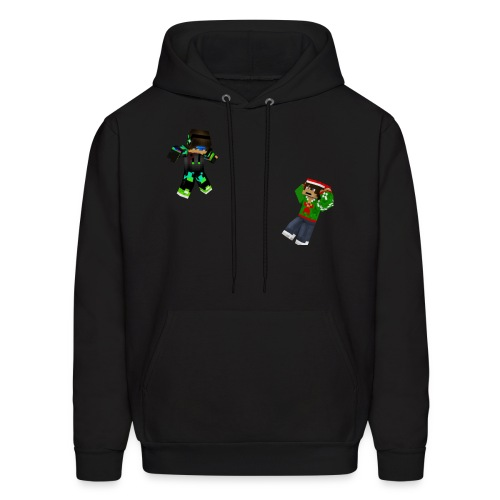 George And Don - Men's Hoodie