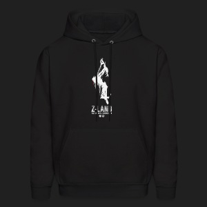 Z-LAND Infected - Men's Hoodie