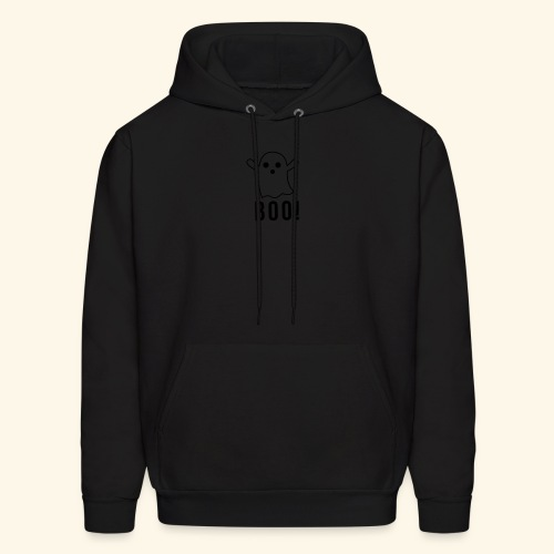 cute ghost boo - Men's Hoodie
