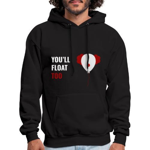 You'll float too - Men's Hoodie