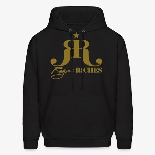 Ragz 2 Riches Movement Logo - Men's Hoodie