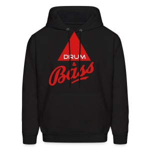 Drum and Bass - Men's Hoodie