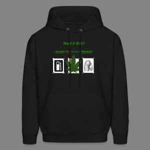 need a ride - Men's Hoodie