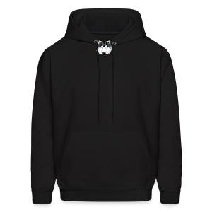 Arctic Doge Logo - Men's Hoodie