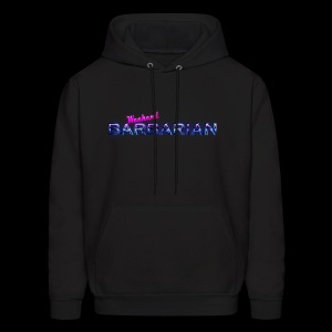 Weekend Barbarian - Men's Hoodie