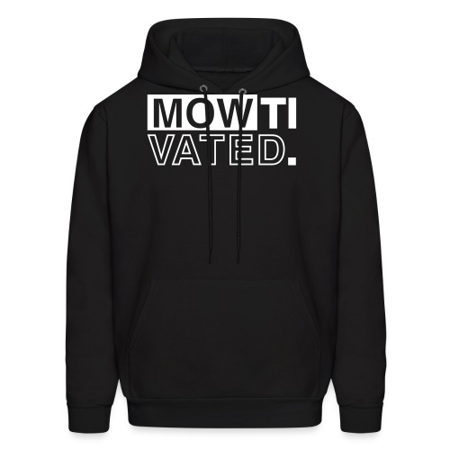 mowtivated graphic - Men's Hoodie