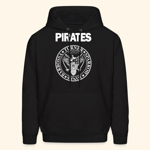 Punk Rock Pirates [heroes] - Men's Hoodie