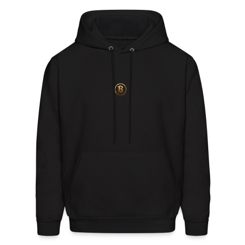 cryptocurrency 3146112 1920 - Men's Hoodie