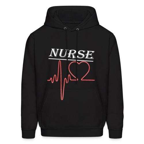 nurse - Men's Hoodie