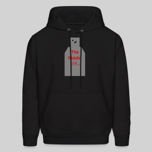 The riddle of... - Men's Hoodie