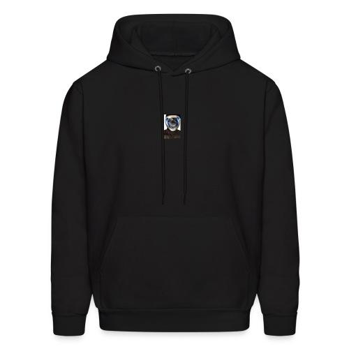 techno Logo - Men's Hoodie