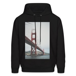 Golden Gate Bridge - Men's Hoodie