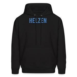 Name Logo - Men's Hoodie