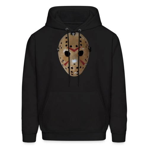 Friday the 13th Jason's Mask - Men's Hoodie