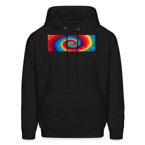 rainbow line - Men's Hoodie