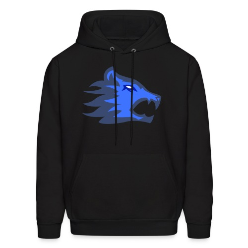 The Exodium Wolf [BLUE] - Men's Hoodie