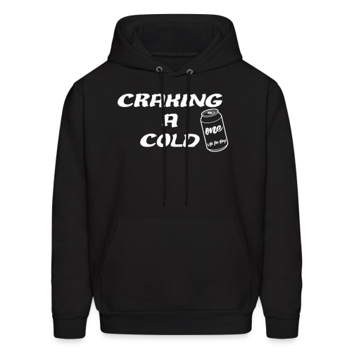 Craking A Cold One (With The Boys) - Molleton à capuche pour hommes