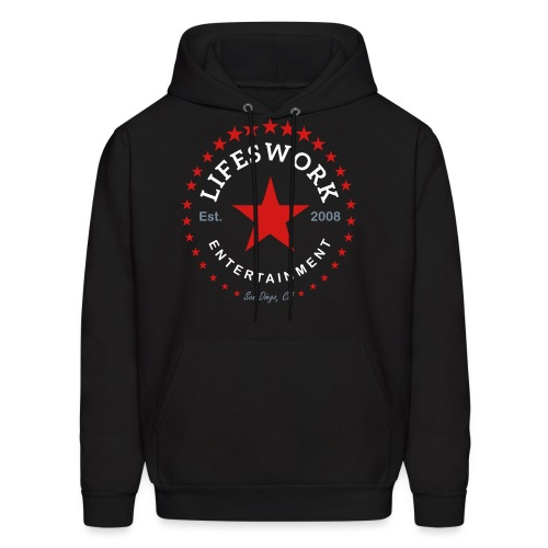 Lifeswork Entertainment - Men's Hoodie