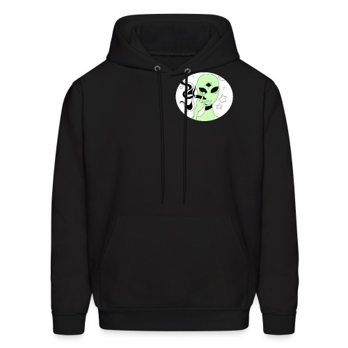 BASJAM Spaced Out - Men's Hoodie