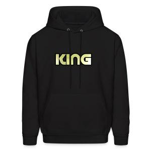KING ***NEW DESIGN*** - Men's Hoodie