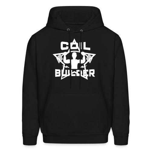 coil builder - Men's Hoodie