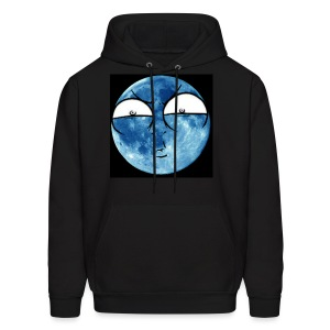 BLUE MOON ORIGINAL - Men's Hoodie