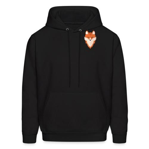 Abstract Fox - Men's Hoodie