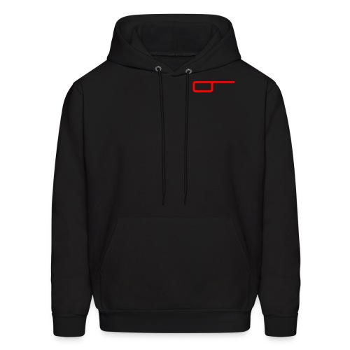 CJ Logo Design - Men's Hoodie