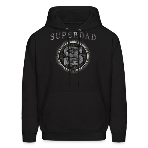 Father´s Day T-Shirt - Superdad - Men's Hoodie