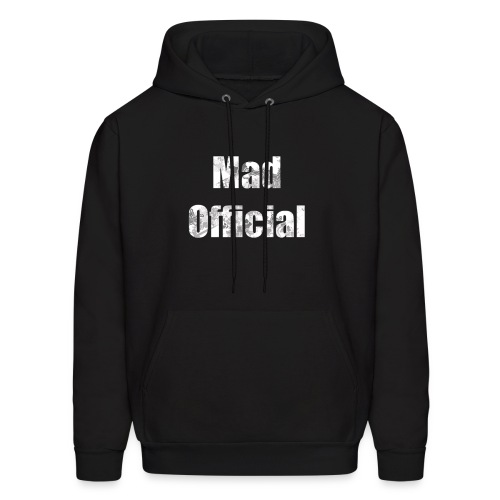 Mad Official snow camo - Men's Hoodie