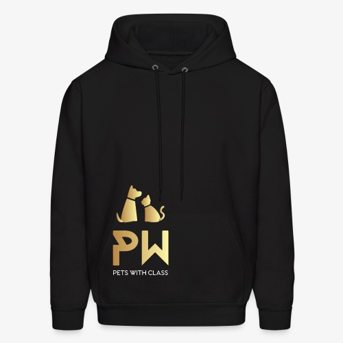 PW PETS WITH CLASS - Men's Hoodie