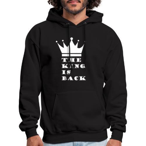 KING WHEIT T-SHIRT - Men's Hoodie