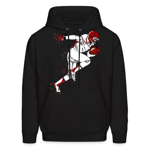 Funny gift NFL for American football player - Men's Hoodie