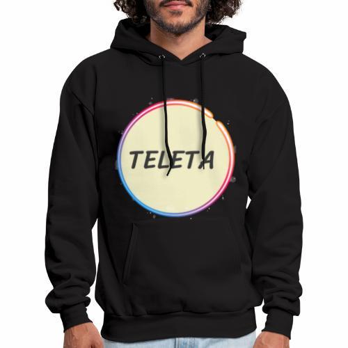 Teleta Logo Large - Men's Hoodie