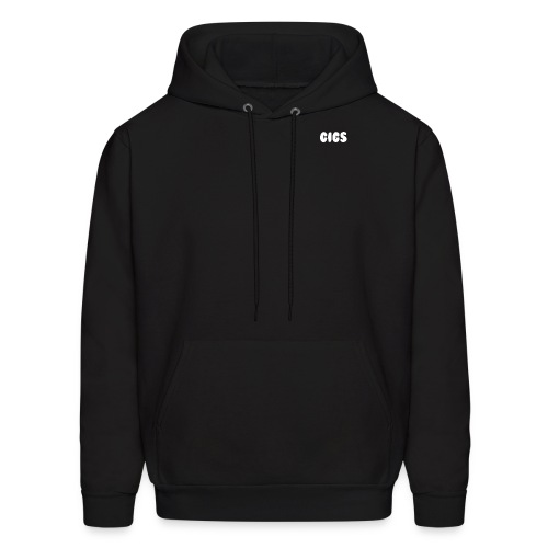 Gigs white collection - Men's Hoodie