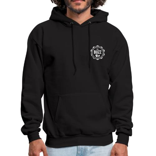 The Buzz White Logo - Men's Hoodie