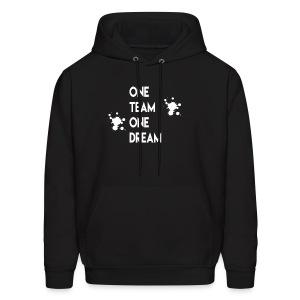 One team One dream - Men's Hoodie