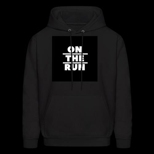 On The Run Classic Design - Men's Hoodie