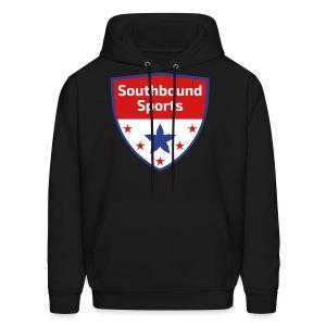 Southbound Sports Crest Logo - Men's Hoodie