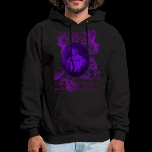 Dance with the Devil - Men's Hoodie