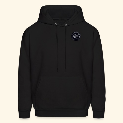 west2 surf - Men's Hoodie