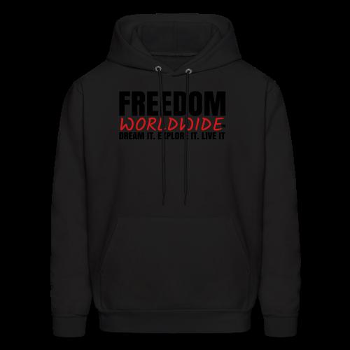FWW DEL - Men's Hoodie
